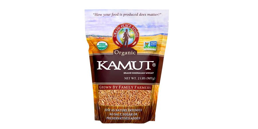 kamut whole grain