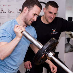 best personal training cardiff bay